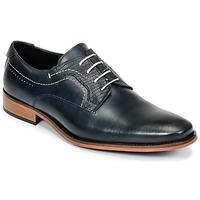 Zapatos Hombre Derbie Carlington COBO Azul