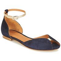 Zapatos Mujer Sandalias Emma Go JULIETTE Marino / Oro