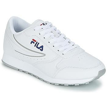 Zapatos Mujer Zapatillas bajas Fila ORBIT LOW WMN Blanco