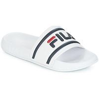 Zapatos Mujer Chanclas Fila MORRO BAY SLIPPER WMN Blanco