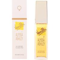 Belleza Mujer Colonia Alyssa Ashley Vanilla Eau Parfumée Vaporizador  100 ml