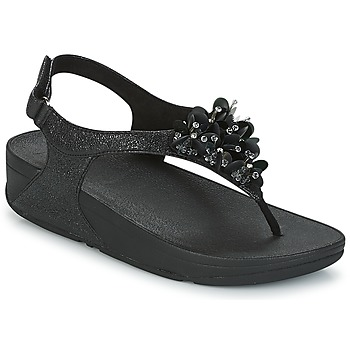 Zapatos Mujer Sandalias FitFlop BOOGALOO BACK STRAP SANDAL Negro
