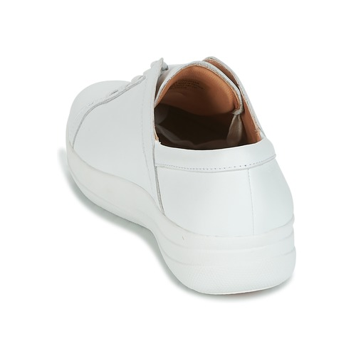 Zapatos casuales salvajes Zapatos especiales FitFlop F-SPORTY II LACE UP SNEAKERS Blanco