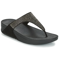 Zapatos Mujer Chanclas FitFlop SLINKY ROKKIT Negro