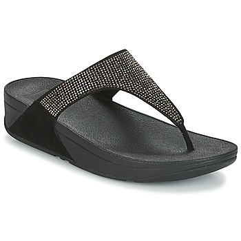 Zapatos Mujer Chanclas FitFlop SLINKY ROKKIT Negro