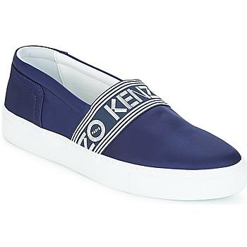 Zapatos Mujer Slip on Kenzo KAPRI SNEAKERS Marino