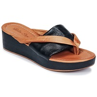 Zapatos Mujer Chanclas Lola Espeleta IDOLE Negro