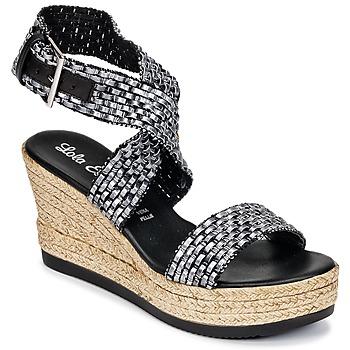 Zapatos Mujer Sandalias Lola Espeleta GLADIS Negro