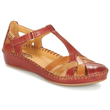 Zapatos Mujer Bailarinas-manoletinas Pikolinos P. VALLARTA 655 Marrón