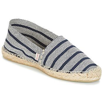 Zapatos Mujer Alpargatas Pare Gabia VPRAYEE Marino