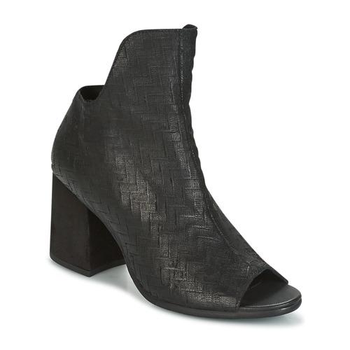 Venta de liquidación de temporada Zapatos especiales Papucei SAHARA Negro