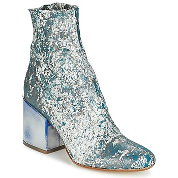 Zapatos Mujer Botines Now LUNA Azul