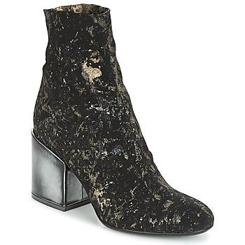 Zapatos Mujer Botines Now LUNA Negro