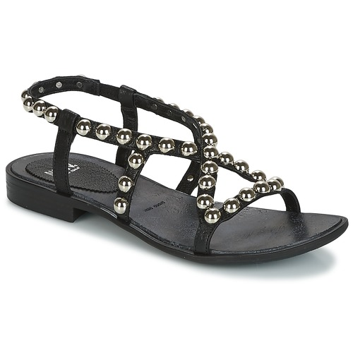 Santiago Negro Sandalias Mujer Now Zapatos W2Y9HEDI