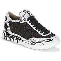 Zapatos Mujer Zapatillas bajas Now CARK Negro / Blanco