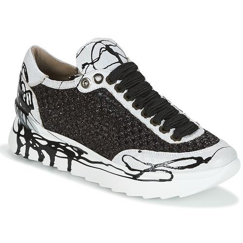 Zapatos de mujer baratos zapatos de mujer Now CARK Negro / Blanco - Envío gratis Nueva promoción - Zapatos Deportivas bajas Mujer  Negro / Blanco