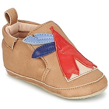 Zapatos Niño Pantuflas para bebé Shoo Pom CHOU TIPI Turrón