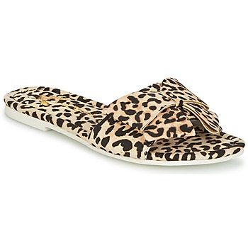 Zapatos Mujer Zuecos (Mules) Lola Ramona COCCO Leopardo