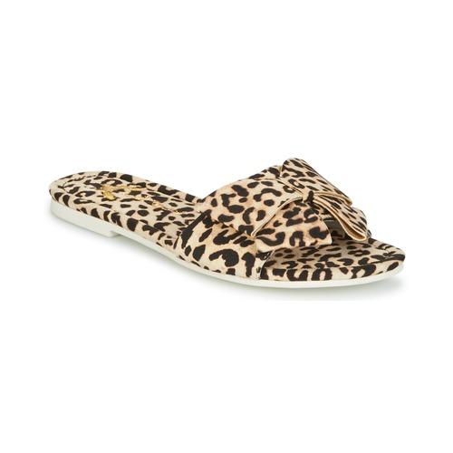 Lola Ramona COCCO Leopardo - - Envío gratis Nueva promoción - - Zapatos Zuecos (Mules) Mujer 76,00 0697c3