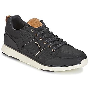 Zapatos Hombre Zapatillas bajas Kappa SIMEHUS Negro