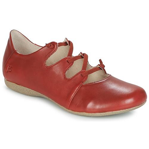 Casual salvaje Zapatos especiales Josef Seibel FIONA 04 Rojo