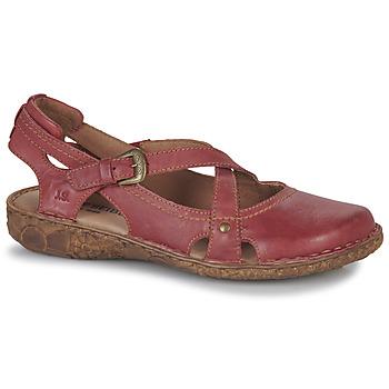 Zapatos Mujer Sandalias Josef Seibel ROSALIE 13 Rojo