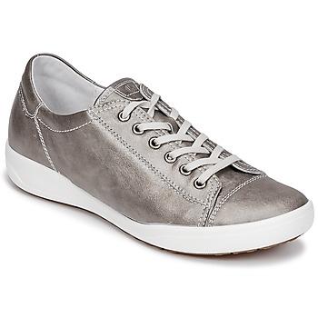Zapatos Mujer Zapatillas bajas Josef Seibel SINA 11 Plata