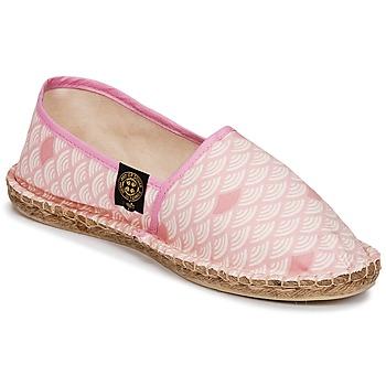 Zapatos Mujer Alpargatas Art of Soule KAMAKURA Rosa