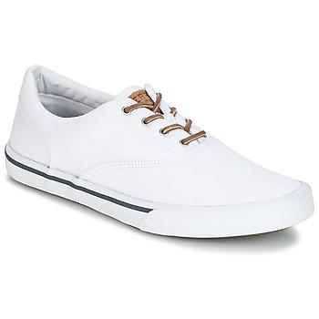 Zapatos Hombre Zapatillas bajas Sperry Top-Sider STRIPER II CVO WASHED Blanco