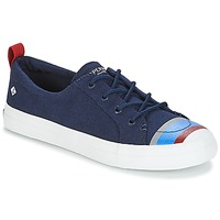 Zapatos Mujer Zapatillas bajas Sperry Top-Sider CREST VIBE BUOY STRIPE Marino