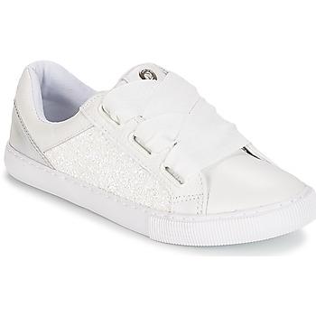 Zapatos Niña Zapatillas bajas Unisa XICA Blanco