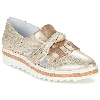Zapatos Mujer Mocasín Regard RASTAFA Dorado