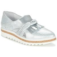 Zapatos Mujer Mocasín Regard RASTAFA Plateado