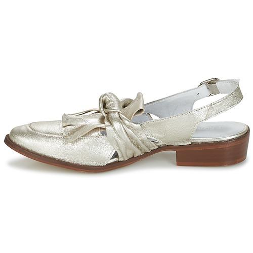 Mocasín Regard Mujer Relabi Dorado Zapatos wm8Nn0