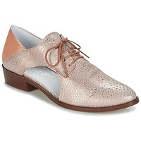 Zapatos Mujer Derbie Regard RELAFU Rosa