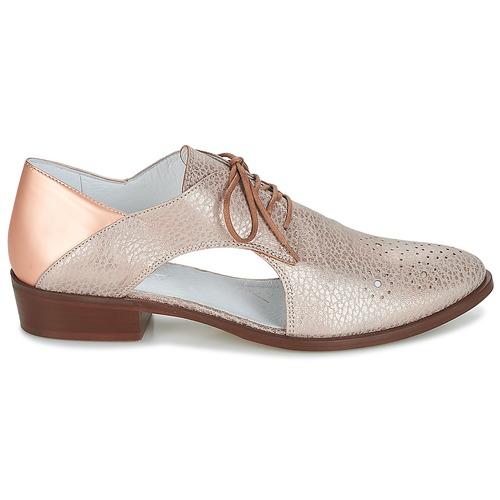 Regard Mujer Derbie Rosa Zapatos Relafu n0wOPk8