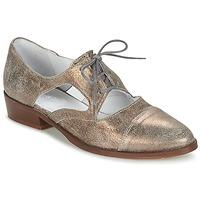 Zapatos Mujer Derbie Regard RELAX Bronce