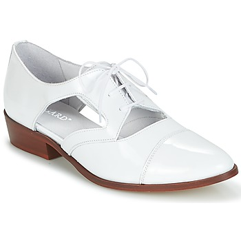 Zapatos Mujer Derbie Regard RELAX Blanco