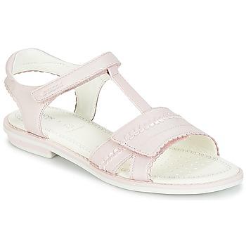 Zapatos Niña Sandalias Geox J S.GIGLIO A Rosa