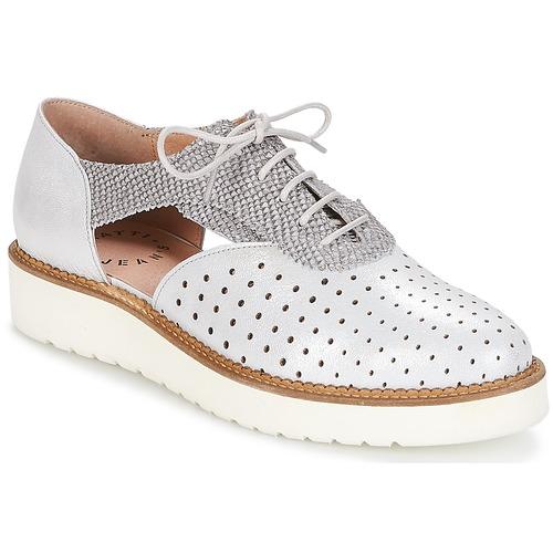 Cómodo y bien parecido Zapatos especiales Muratti AMA Plateado