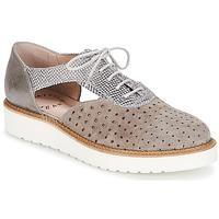Zapatos Mujer Derbie Muratti AMA Gris