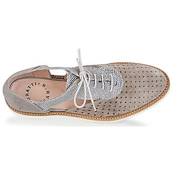 Muratti AMA Gris - Envío gratis |  - Zapatos Derbie Mujer 11550
