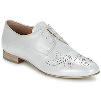 Zapatos Mujer Derbie Muratti ADJA Plateado