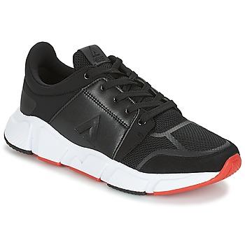 Zapatos Hombre Zapatillas bajas Asfvlt FUTURE Negro / Blanco / Rojo