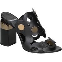 Zapatos Mujer Sandalias Pierre Hardy MD01 PENNY LACE NERO nero