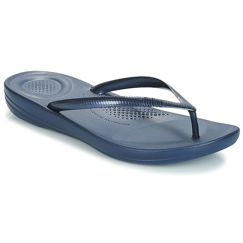 Zapatos Mujer Chanclas FitFlop IQUSHION ERGONOMIC FLIP-FLOPS Azul