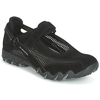 Zapatos Mujer Sandalias de deporte Allrounder by Mephisto NIRO Negro