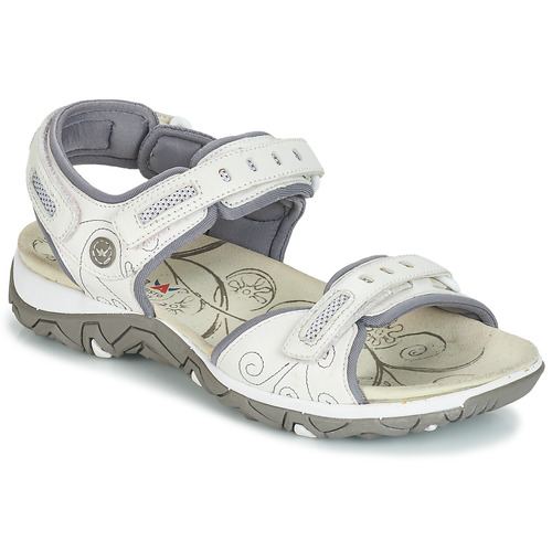 Zapatos Mujer Sandalias de deporte Allrounder by Mephisto LAGOONA Blanco
