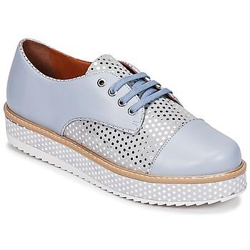 Zapatos Mujer Derbie Cristofoli FILIPY Azul
