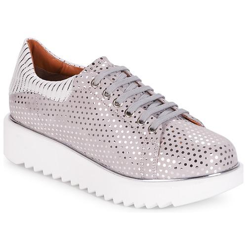 Deportivas Zapatos Mujer Cristofoli Douno Gris Moda 4A3jL5R